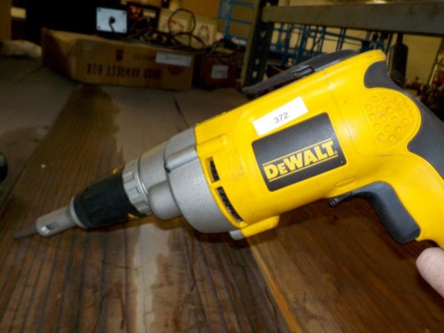 Where to rent DRYWALL SCREWDRIVER 6.5 AMP - 120v in Carson City NV, Lake Tahoe, Sparks NV, Reno, Virginia City NV, Cold Springs NV, Minden