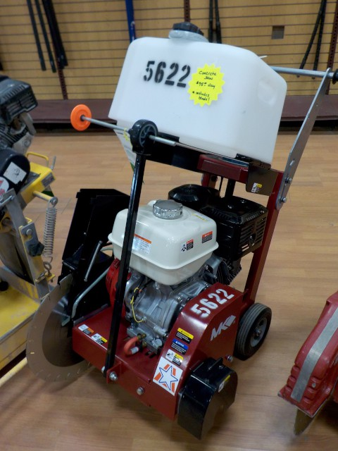 Where to find SAW - W B CONCRETE 13hp in Reno