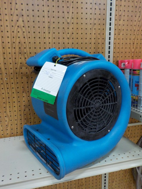 Where to rent FAN CARPET - 1 2 hp 1,200 CFM in Lake Tahoe, Sparks NV, Reno, Virginia City NV, Cold Springs NV, Minden
