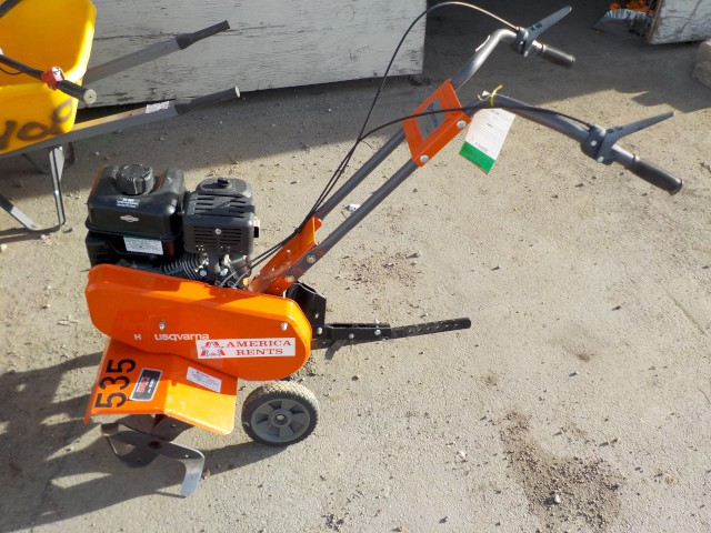 Where to rent TILLER - 5 HP FRONT TINE in Carson City NV, Lake Tahoe, Sparks NV, Reno, Virginia City NV, Cold Springs NV, Minden