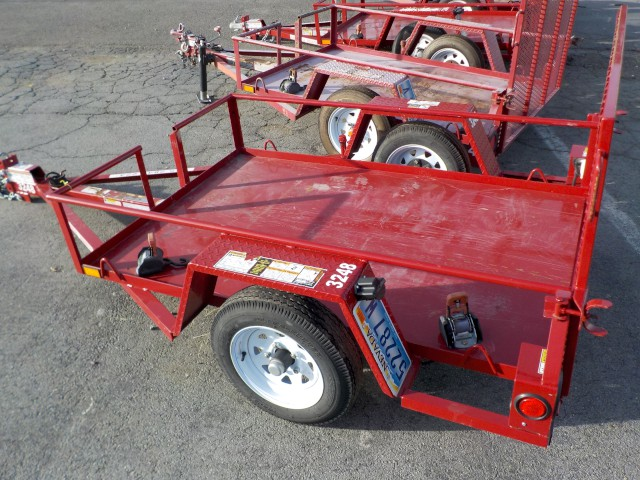 Where to find TRAILER - SMALL EQUIPMENT 2,500  gvrw in Reno