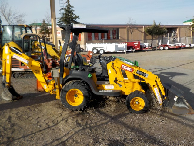 Where to rent BACKHOE MINI - 20 HP in Carson City NV, Lake Tahoe, Sparks NV, Reno, Virginia City NV, Cold Springs NV, Minden