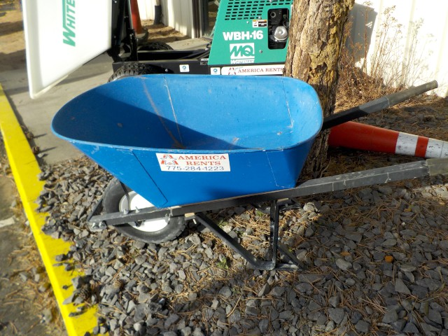 Where to rent WHEEL BARROWS - 6 cu ft in Lake Tahoe, Sparks NV, Reno, Virginia City NV, Cold Springs NV, Minden