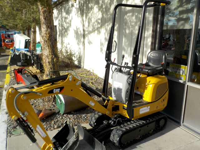 Where to rent MINI EXCAVATOR - 13hp 2,000 in Carson City NV, Lake Tahoe, Sparks NV, Reno, Virginia City NV, Cold Springs NV, Minden