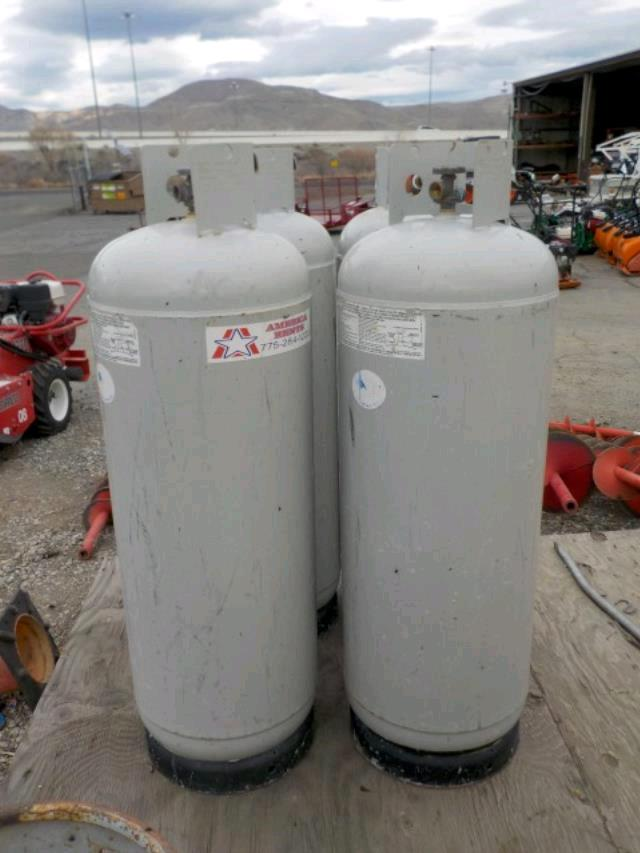 Rent Propane Containers
