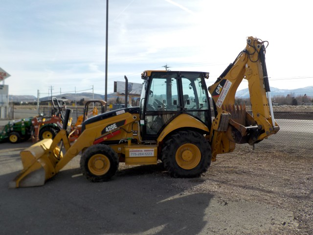 Rent Backhoes & Skip Loaders
