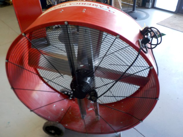Rent Fans & Heaters