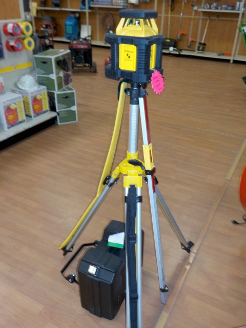 Rent Leveling & Measuring Equipment