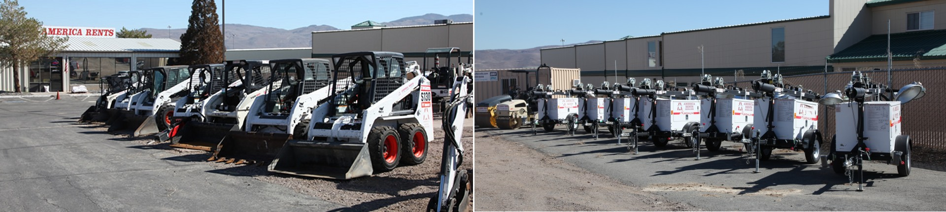 Equipment rentals in Northern Nevada & the Lake Tahoe Area